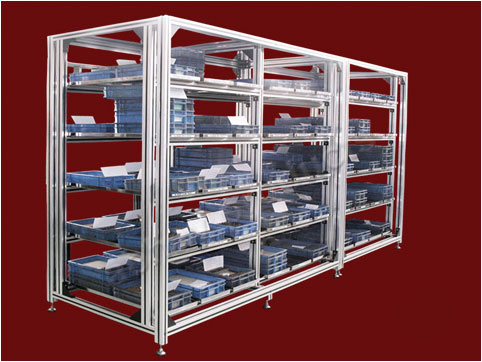 fifo-rack-100-varieties-400-tray-nashik-india