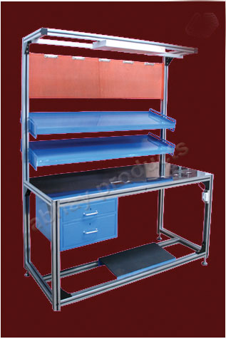 work-table-assembly-abhay-products-nashik-india